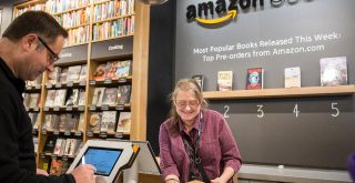 Amazon to open second bookstore in San Diego