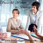 Exciting New Book Project Successful Women in Business